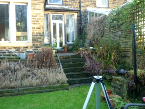 The transformation of a yorkshire garden for Garden design yorkshire