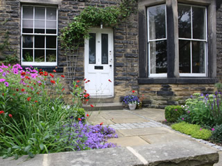 Front Yard Garden at Headingley, Leeds After Design