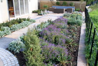 Winsome Back Garden Makeover Designs In West Yorkshire With Extraordinary One Area Shown In The Distance On This Photograph Includes A Long Simple  Rendered And Painted Seat With Back Rest Which Can Take Cushions And  With Alluring Walled Garden City  Guilds Also Water Features For The Garden In Addition Battery Operated Garden Lights And Garden Storage Bin As Well As Manor Gardens N Additionally Garden Vacs And Blowers From Paperbarkcouk With   Extraordinary Back Garden Makeover Designs In West Yorkshire With Alluring One Area Shown In The Distance On This Photograph Includes A Long Simple  Rendered And Painted Seat With Back Rest Which Can Take Cushions And  And Winsome Walled Garden City  Guilds Also Water Features For The Garden In Addition Battery Operated Garden Lights From Paperbarkcouk